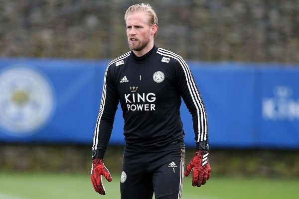 Kasper Schmeichel has confirmed The team are ready for against Napoli